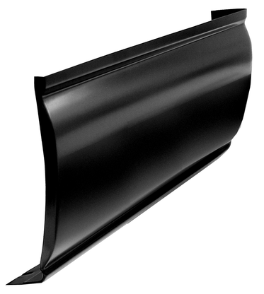 This cab corner, driver's side fits 1999-2006 Chevrolet Silverado Extended 3 door Cab Pickup, and 1999-2006 GMC Sierra Extended 3 door Cab Pickup