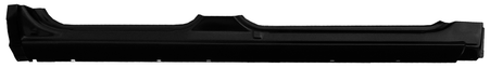This crew cab rocker panel 4 door, passenger's side fits: 2000-2006 Chevrolet Suburban, Tahoe and Avalanche, (must be trimmed to fit, section with 0860-121 for full rocker) 2000-2006 GMC Yukon (must be trimmed to fit, section with 0860-121 for full rocker) 1999-2006 Chevrolet Silverado Crew Cab Pickup and 1999-2006 GMC Sierra Crew Cab Pickup