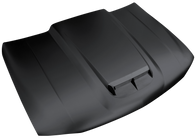 Ram Air style hood. It fits 1999-2007 GMC Sierra Pickup, 2000-2006 GMC Yukon , and 2000-2006 GMC Suburban. Uses RAK325 hood insert kit, sold separately for $29.95