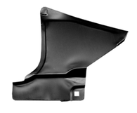 This foot well, passenger's side fits 1973-1987 Chevrolet and GMC Pickup Trucks, and  1973-1991 Chevrolet Blazer and Suburbans