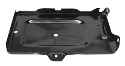 This battery tray fits 1973-1980 Chevrolet and GMC Pickup Trucks, and  1973-1980 Chevrolet Blazers and Suburbans 6