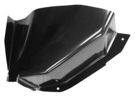 This air vent cowl lower section, passenger's side fits 1973-1987 Chevrolet and GMC Pickup Trucks, and 1973-1991 Chevrolet Blazers and Suburbans