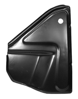 This battery tray support fits 1973-1980 Chevrolet and GMC Pickup Trucks, and 1973-1980 Chevrolet Blazers and Suburbans