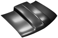 "This 4"" cowl induction style hood, fits 1994-2003 Chevy S-10 and GMC S-15 Pickup Trucks, 1995-2005 Blazer and GMC Jimmy"