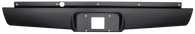 This rear roll pan with license plate fits 2004-2011 Chevrolet Colorado