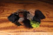 Ozzie Possum Fur Patch