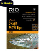 Rio InTouch Skagit Light MOW Tips