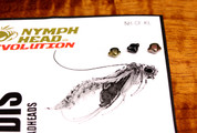 Caddisfly Tungsten Beadheads Nymph Head Evolution