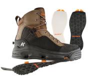 Korkers Buckskin Boots