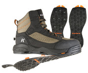 Korkers Greenback Boots