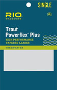 Rio Powerflex Plus Leader - Single