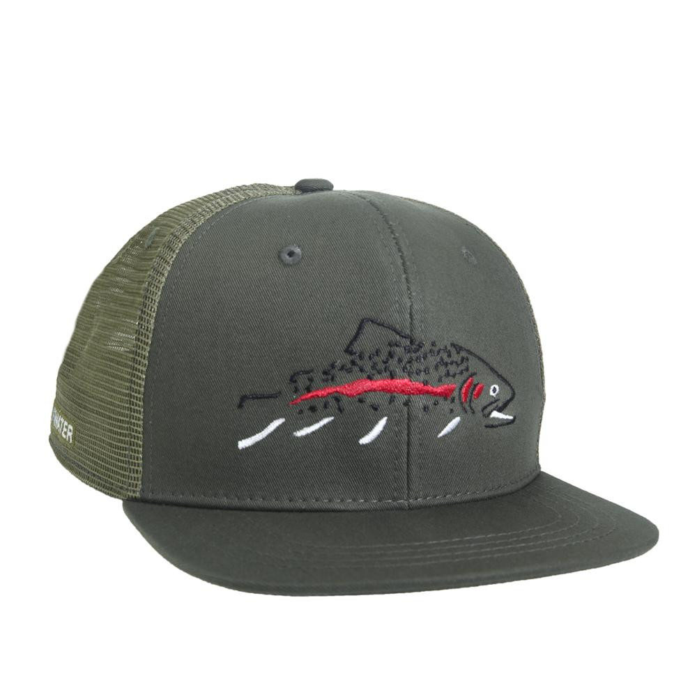 RepYourWater Oregon Flies Mosaic Hat
