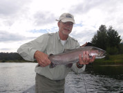 Williamson River Guided Trout Fishing