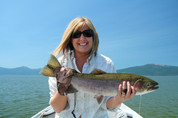 Klamath Lake Fly Fishing Trip