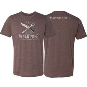 Wilderness Athlete 100% VEGAN FREE TEE 2.0