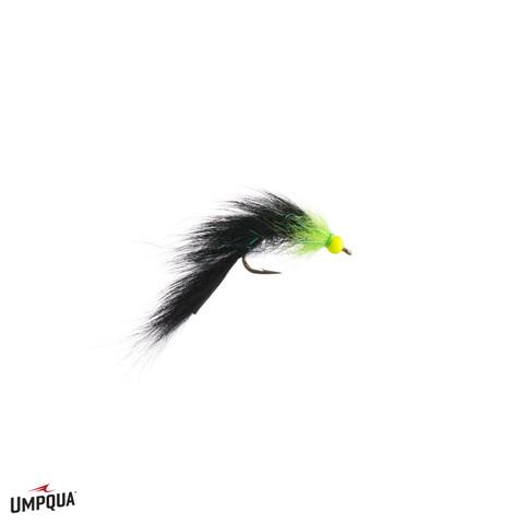 Black/chartreuse