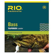 Rio Bass Leader - 3 Pack