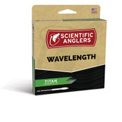 SA Wavelength Titan Fly Line