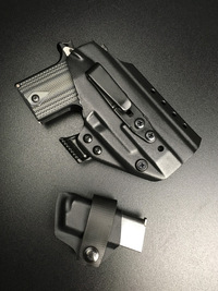 GOTHAM SIG/TLR6 AIWB LIGHT HOLSTER