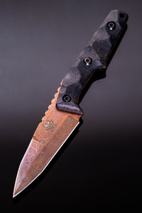 top edge sharp