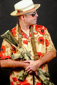 OTTE Gear x Bawidamann Aloha Shirt