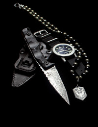 ARES WATCHCO BAWIDAMANN EDC DRESS PACKAGE 1