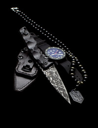 ARES WATCH CO BAWIDAMANN EDC DRESS PACKAGE 2