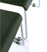 Ganging Device Stacking Chairs 768PS, 786F,  set of 2, 6.3 L x 1.2 W x .75 H, set of 2