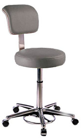 All Purpose ESD Stool Foot Active Height Ring