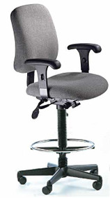 24/7 Draft Chair, Seat Depth