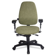 High Back Task Chair-Small User