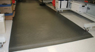 "ESD  Mat, Dome Top Black 2' x 3' x 5/8"" Thick"