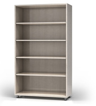 Bookcase - 5 Shelf - 4 Adjustable Shelf - 36W x 15D x 62 H