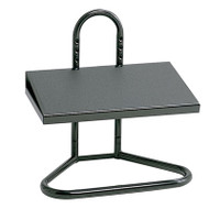 Adjustable Foot Rest Metal, 20w x 12d, 5.5 - 15h