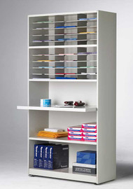 Mail Sorting Storage Cabinet