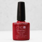 CND Shellac UV Gel Polish RUBY RITZ 7.3ml 0.25oz Holiday Gliter Color Collection