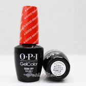 OPI GelColor A GOOD MAN-DARIN IS HARD TO FIND GC H47 15ml 0.5oz UV LED Gel Polish
