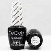 OPI GelColor ALPINE SNOW GC L00 15ml 0.5oz UV LED Gel Polish White Tip French Manicure
