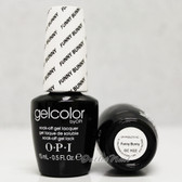 OPI GelColor FUNNY BUNNY GC H22 15ml 0.5oz UV LED Gel Polish White Color