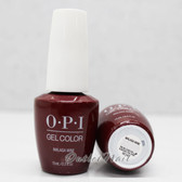 OPI GelColor MALAGA WINE GC L87 15ml 0.5oz Soak Off UV LED Gel Nail Polish #GCL87