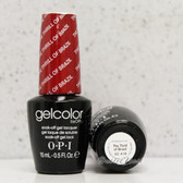 OPI GelColor THE THRILL OF BRAZIL  GC A16 15ml 0.5oz Soak Off UV LED Gel Nail Polish #GCA16