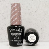 OPI GelColor TAUPE-LESS BEACH  GC A61 15ml 0.5oz Brazil Collection UV LED Gel Nail Polish #GCA61
