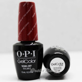 OPI GelColor AMORE AT THE GRAND CANAL  GC V29 15ml 0.5oz Venice Collection UV LED Gel Nail Polish #GCV29