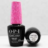 OPI GelColor LOOK AT MY BOW!  GC H83 15ml 0.5oz Hello Kitty Collection UV LED Gel Nail Polish #GCH83