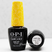 OPI GelColor MY TWIN MIMMY  GC H88 15ml 0.5oz Hello Kitty Collection UV LED Gel Nail Polish #GCH88