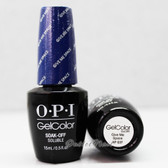 OPI GelColor GIVE ME SPACE  HP G37 15ml 0.5oz Starlight Holiday Collection UV LED Gel Nail Polish #HPG37