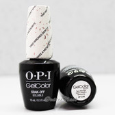 OPI GelColor TWO WRONGS DON'T MAKE A METEORITE  HP G48 15ml 0.5oz Starlight Holiday Collection UV LED Gel Nail Polish #HPG48