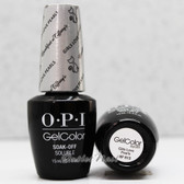 OPI GelColor GIRLS LOVE PEARLS  HP H13 15ml 0.5oz Breakfast At Tiffany's Collection UV LED Gel Nail Polish #HPH13