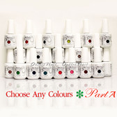 GELISH HARMONY - PART A Soak Off Gel Nail Polish Color Coat Base Top pH Bond Oil UV Nail - Pick ANY