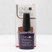 CND Shellac UV Gel Polish ETERNAL MIDNIGHT 91592 7.3ml 0.25oz Nightspell Color Fall Collection 2017